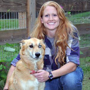 Mandy, Veterinary Assistant